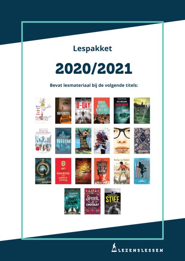 Afbeelding bij het Lespakket 2020/2021